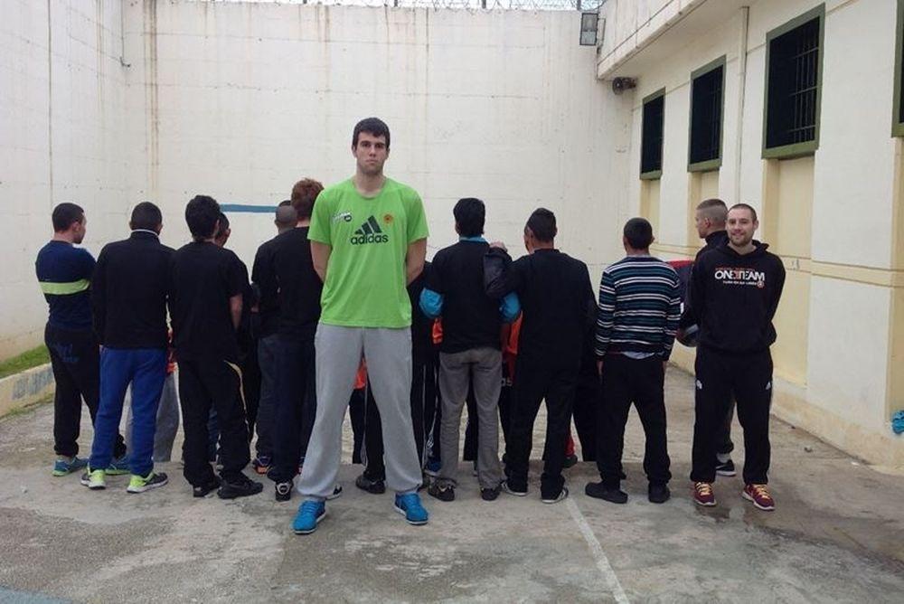 Παναθηναϊκός: Έναρξη στο One Team - Basketball is Everywhere (photos)