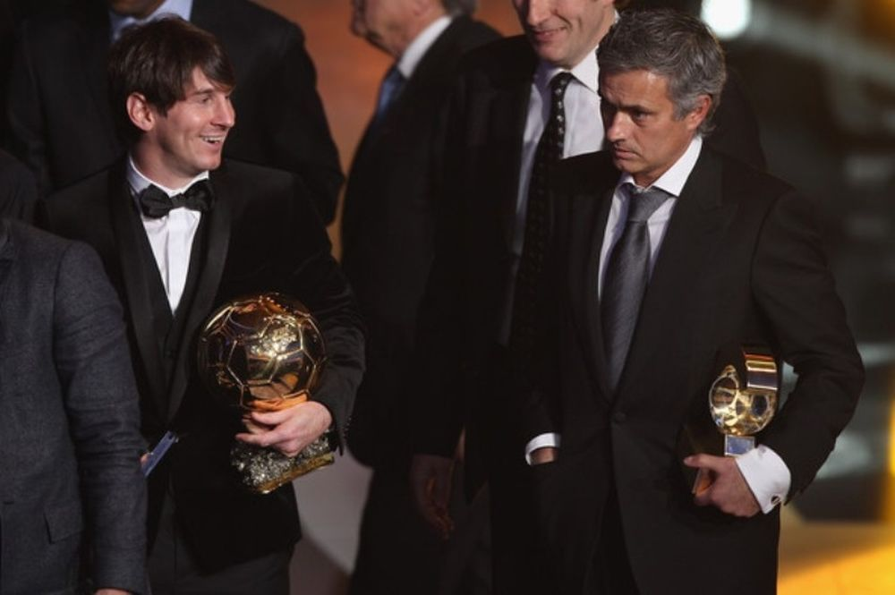 Μέσι και Μουρίνιο οι Μίδες του ποδοσφαίρου το 2014