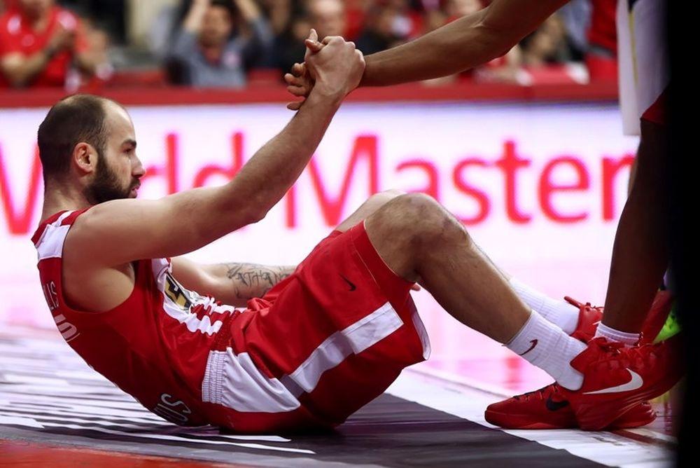 Ολυμπιακός: Δεν το βάζει κάτω ο Σπανούλης!
