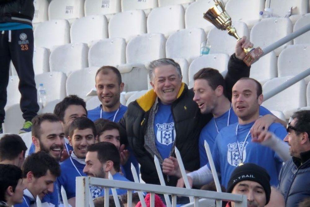 Άρης Φωτολίβους - Νέστος Χρυσούπολης 1-3