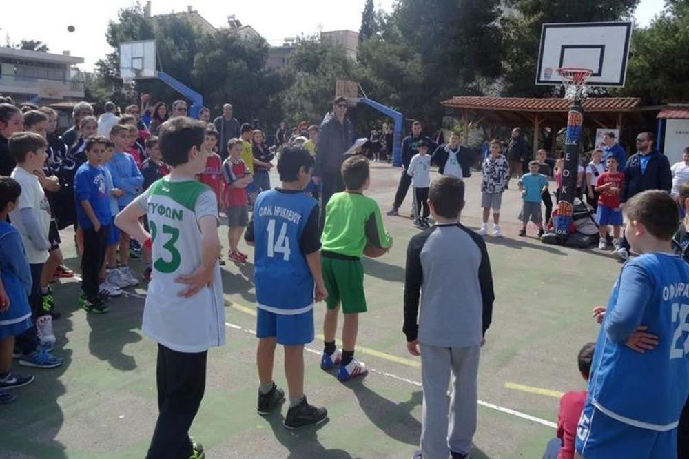 Τουρνουά 3on3: Από το Ηράκλειο στο Χαϊδάρι (photos)