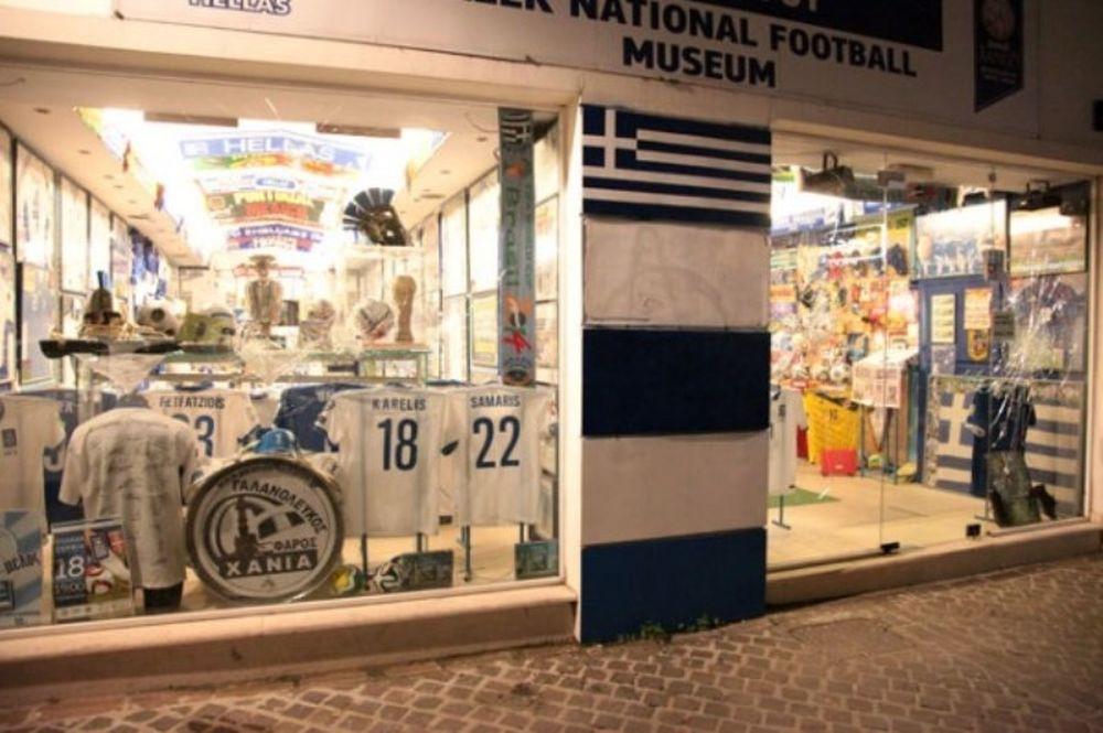 Ελλάδα: Έσπασαν το Μουσείο της Εθνικής στα Χανιά! (photos)
