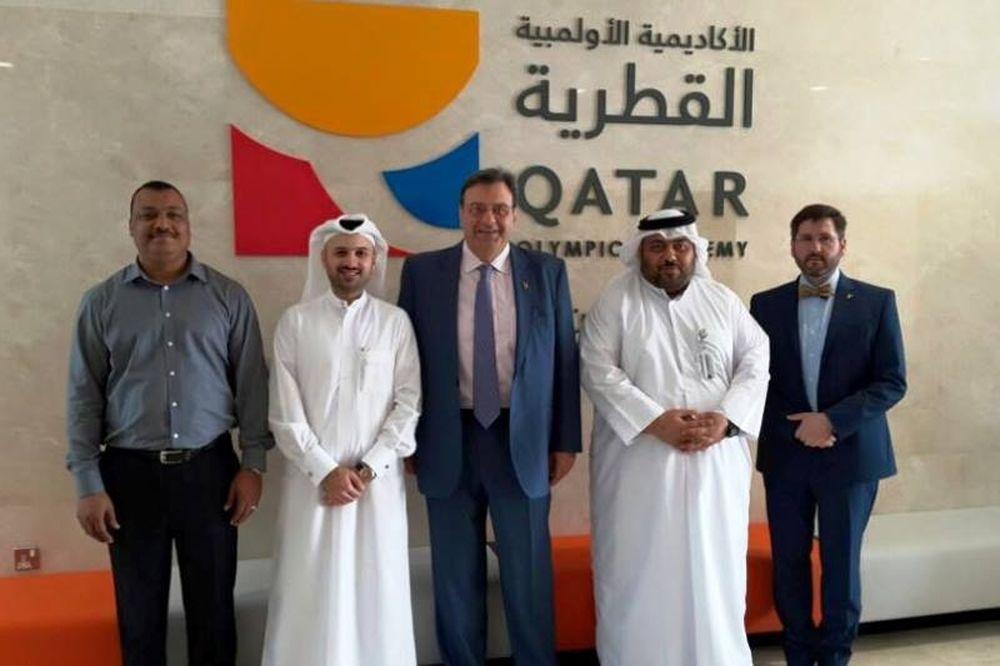 ΔΟΑ: Επίσκεψη Κούβελου στο Κατάρ