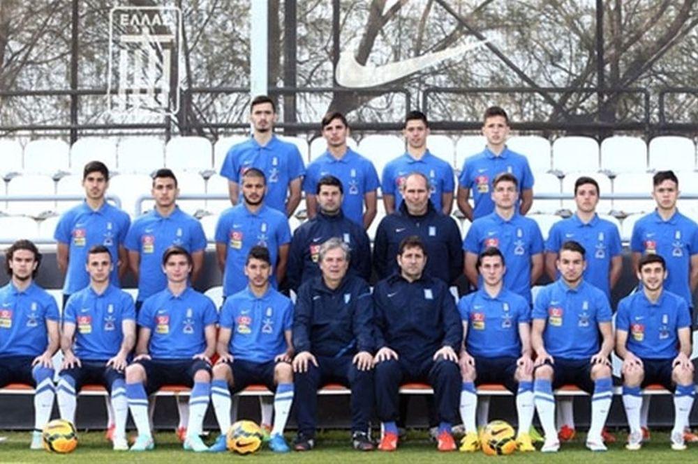 Ελλάδα - Λευκορωσία 0-0 (Κ17)