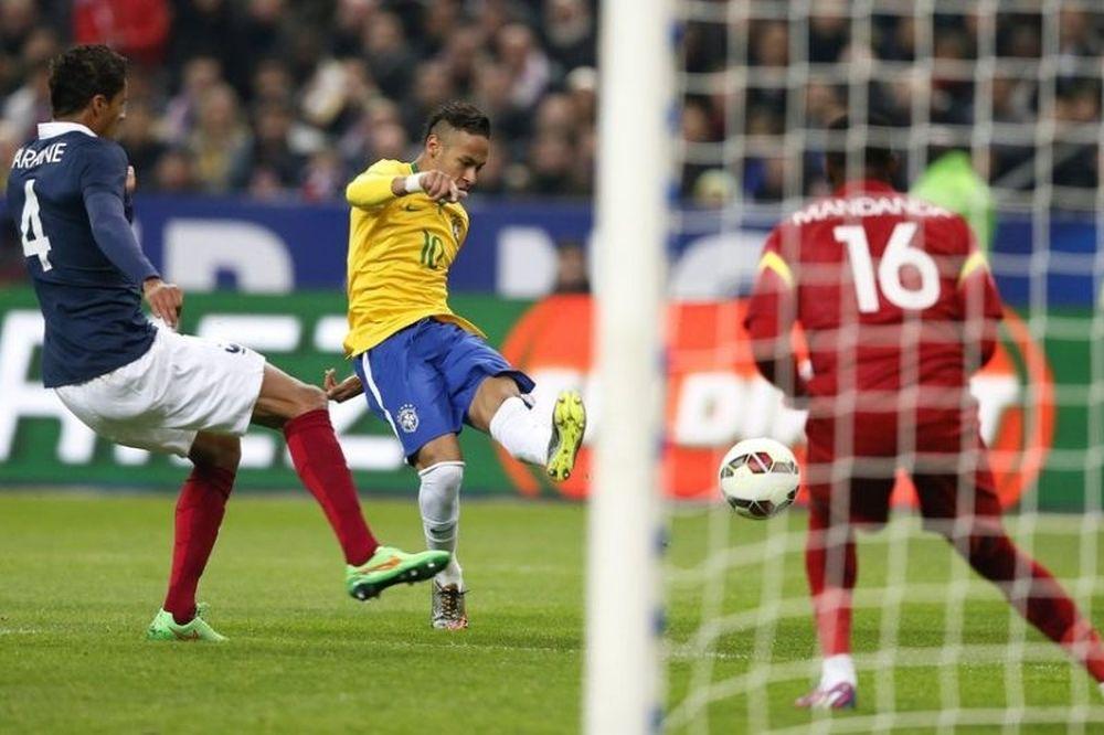 Γαλλία - Βραζιλία 1-3 (videos)
