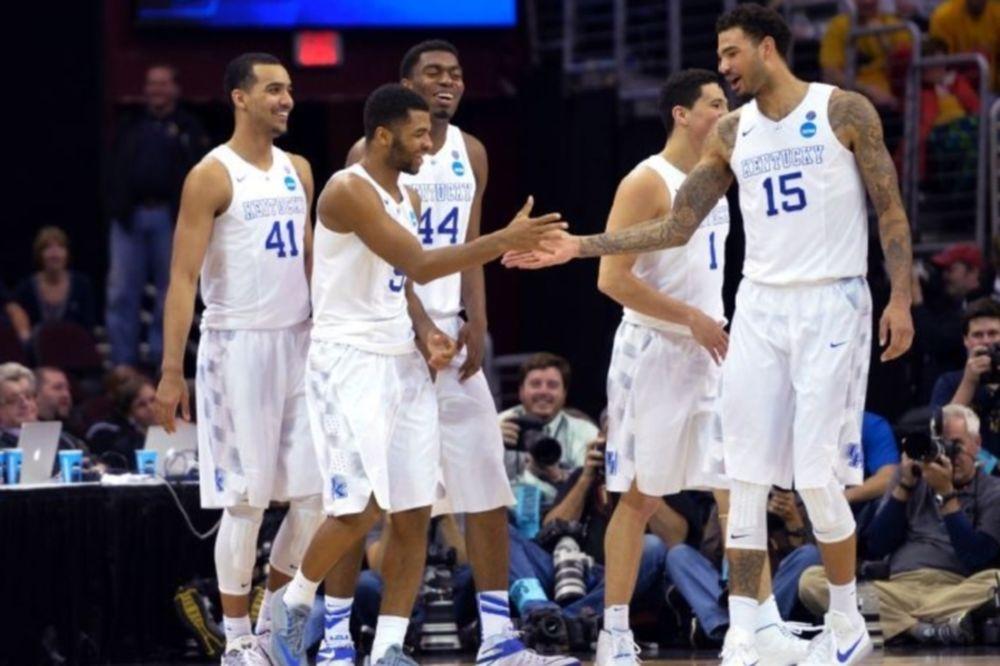 NCAA: Στο Elite Eight το Κεντάκι (videos)