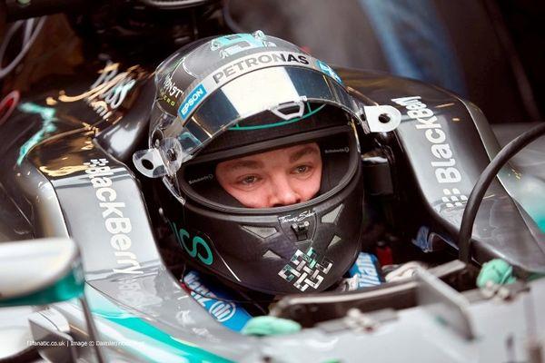 Formula 1: Προβάδισμα για Ρόζμπεργκ