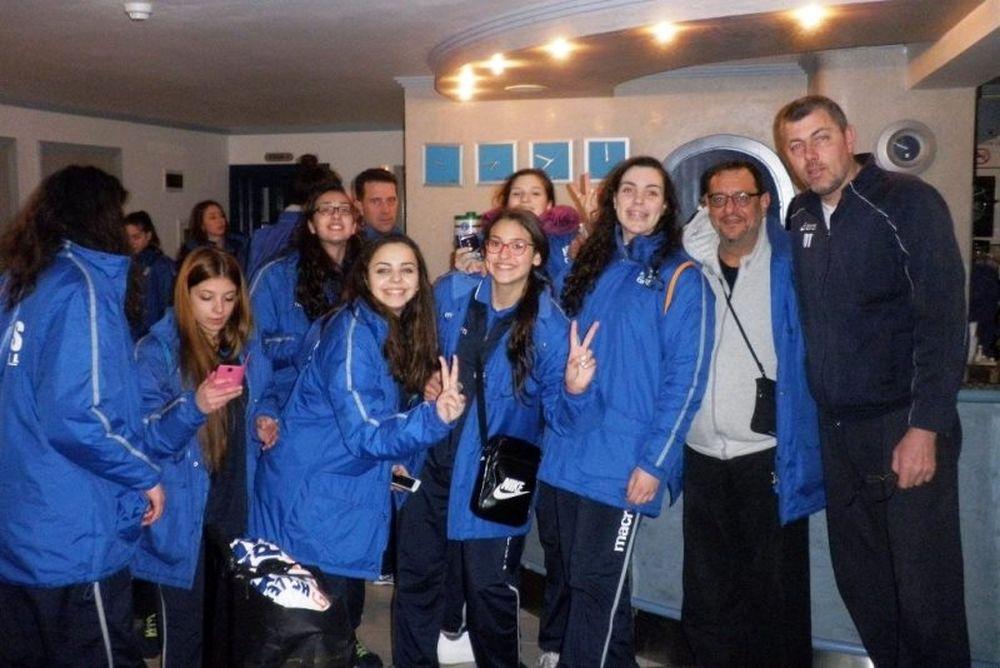 Εθνική Βόλεϊ Κορασίδων: Έφτασε στο Μπόροβετς (photo)