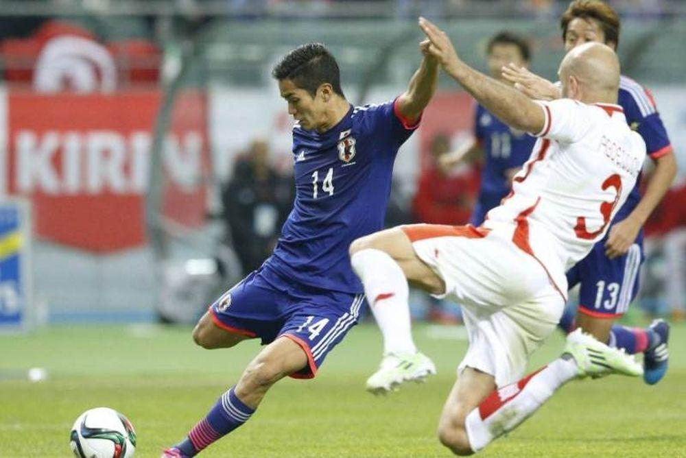 Ιαπωνία – Τυνησία 2-0 (video)