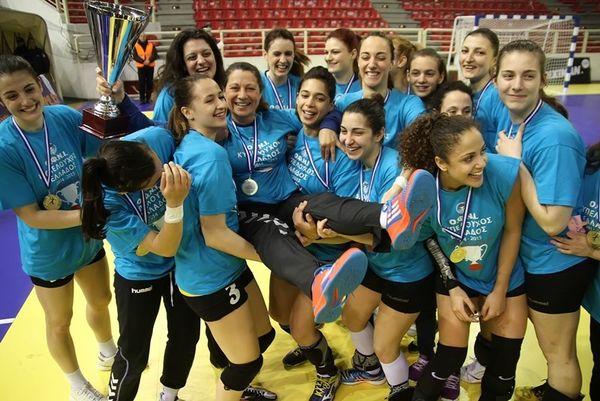 Κύπελλο Χάντμπολ Γυναικών: Νίκησε τον ΠΑΟΚ και το σήκωσε η Νέα Ιωνία (photos)