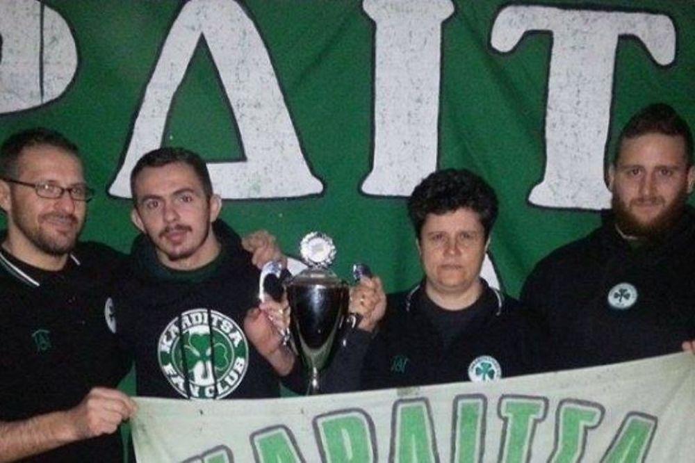 Παναθηναϊκός: Επίσκεψη των πρωταθλητών Πυγμαχίας στη Θύρα 13