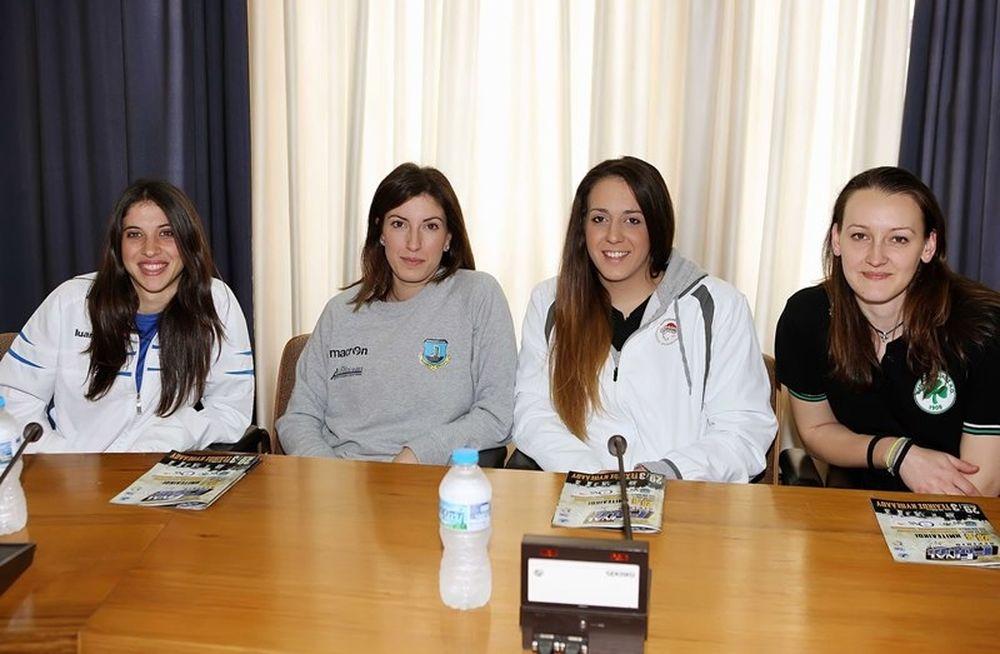 Κύπελλο Βόλεϊ Γυναικών: Τα κορίτσια για το Φάιναλ Φορ του Αγρινίου (photos+video)