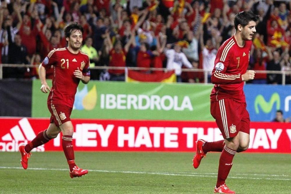 Ισπανία – Ουκρανία 1-0 (video)