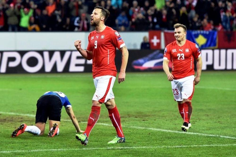 Ελβετία – Εσθονία 3-0 (video)