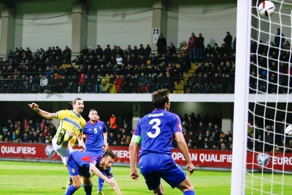 Μολδαβία – Σουηδία 0-2 (video)