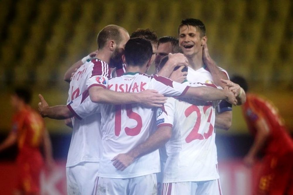 Σκόπια – Λευκορωσία 1-2 (video)