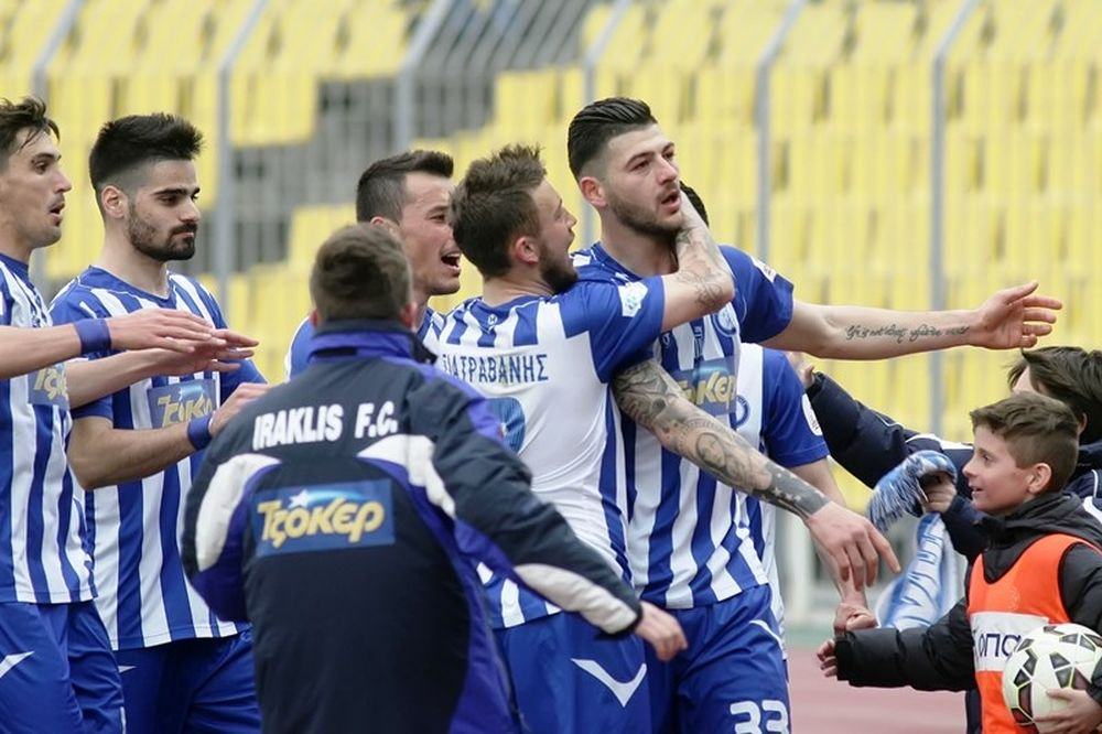 Football League: Δοκιμασία για Ηρακλή
