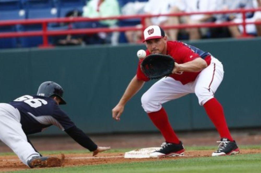 MLB: Νέο πρόβλημα για Ryan Zimmerman (videos)