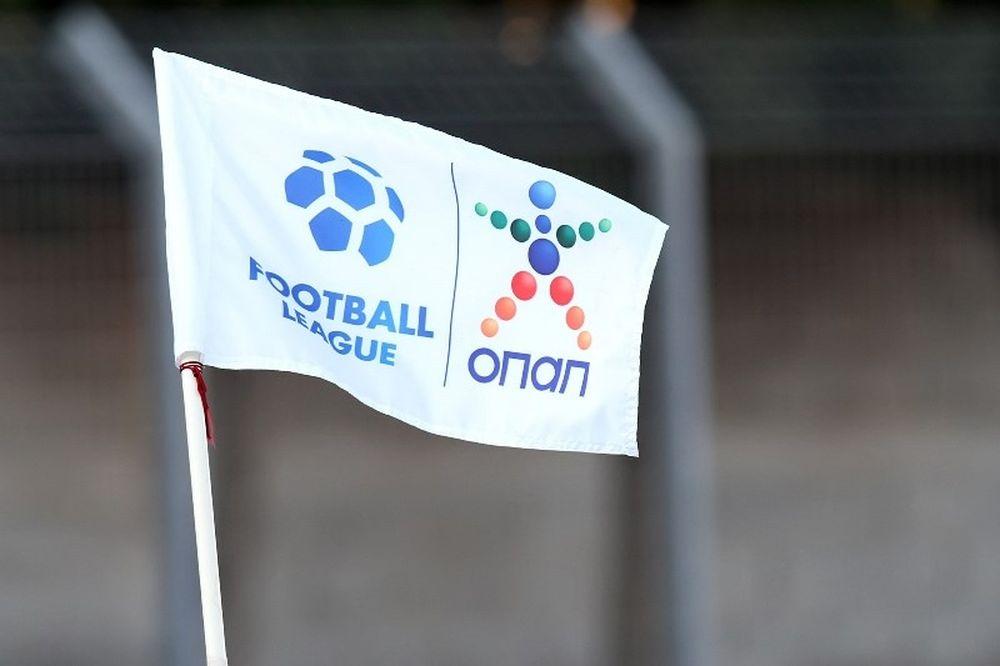 Football League: «Ζωντανή» η Λάρισα για πλέι οφ