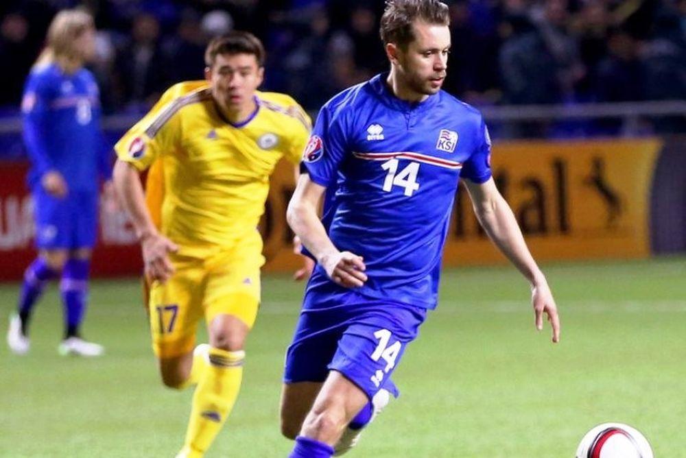 Καζακστάν – Ισλανδία 0-3 (video)