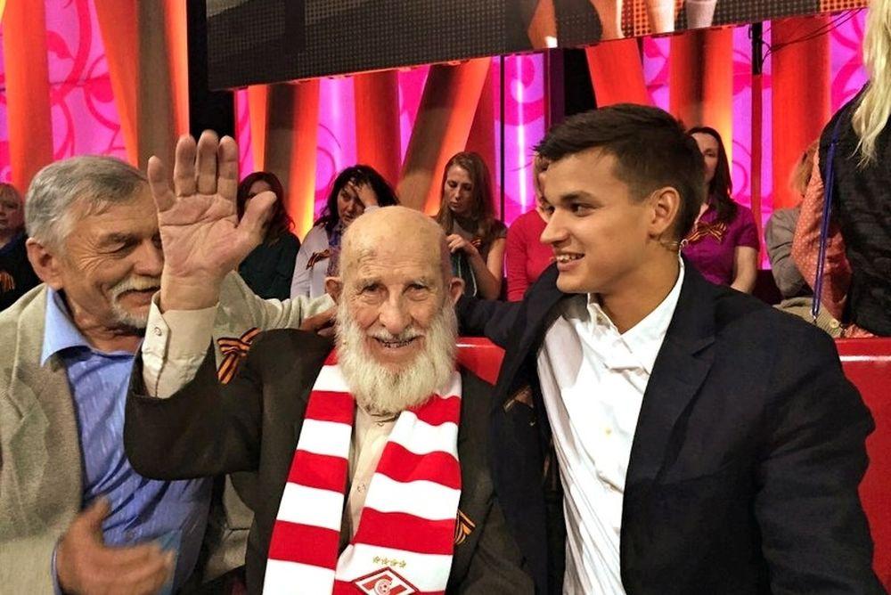 Έρανο η Σπαρτάκ Μόσχας για 102χρονο οπαδό της που έπεσε θύμα κλοπής (video)
