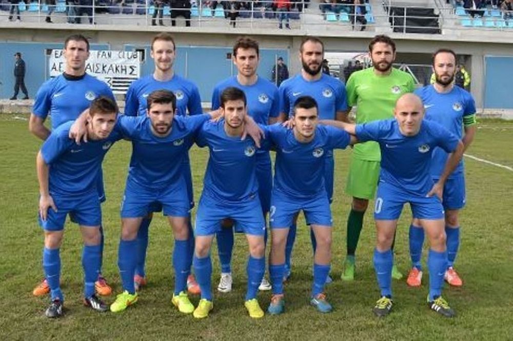 Βατανιακός-ΑΕ Καραϊσκάκης 0-3
