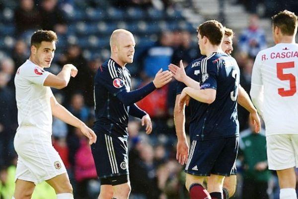 Σκωτία – Γιβραλτάρ 6-1 (video)