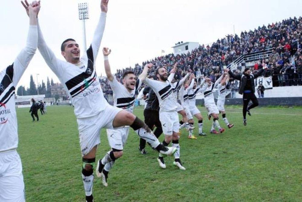 Δόξα Δράμας – Εθνικός Αλεξανδρούπολης 1-1