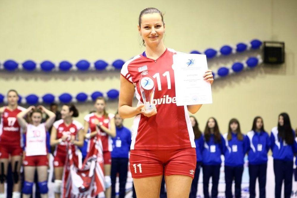 Κύπελλο Γυναικών: Κορυφαία η Μπραμπόροβα