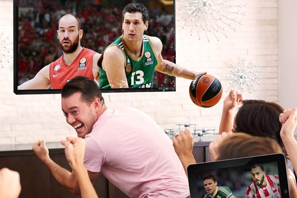 Nova Sports Basket: Το κορυφαίο μπασκετικό θέαμα μέσα από τα κανάλια novasports