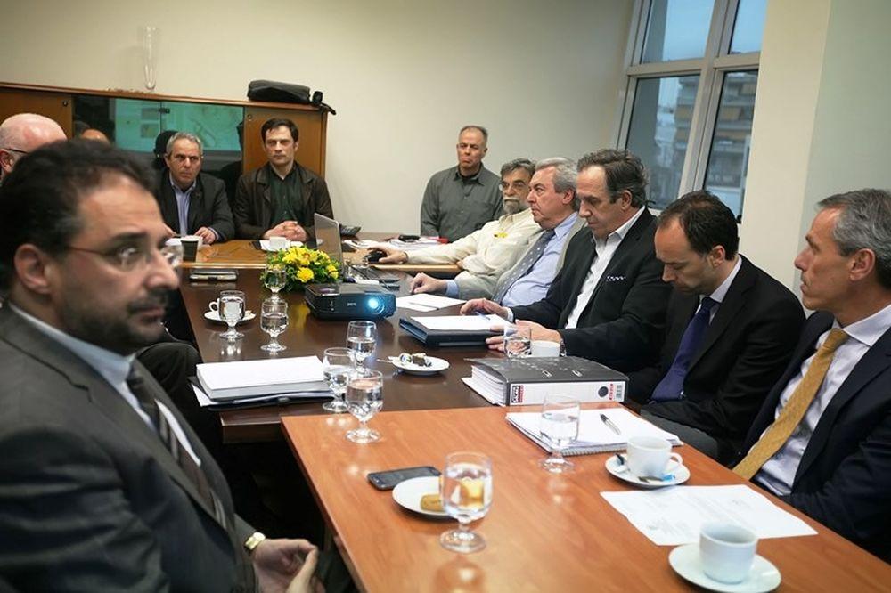 ΑΕΚ: Αισιόδοξα μηνύματα από τη συνάντηση (photos)