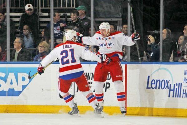 NHL: «Τεράστιοι» Κάπιτολς στη Νέα Υόρκη (videos)