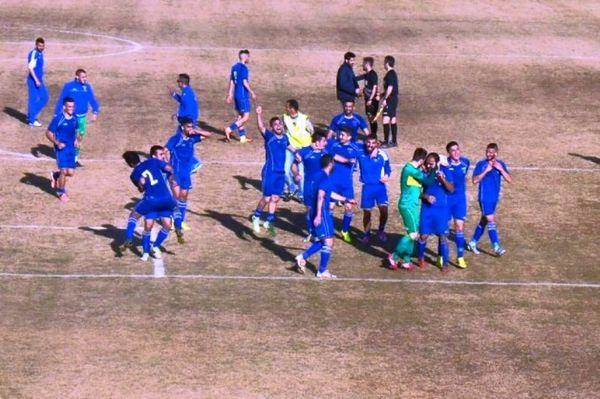 Ηρόδοτος-Γλυφάδα 1-0: Το γκολ και οι φάσεις του αγώνα (video)