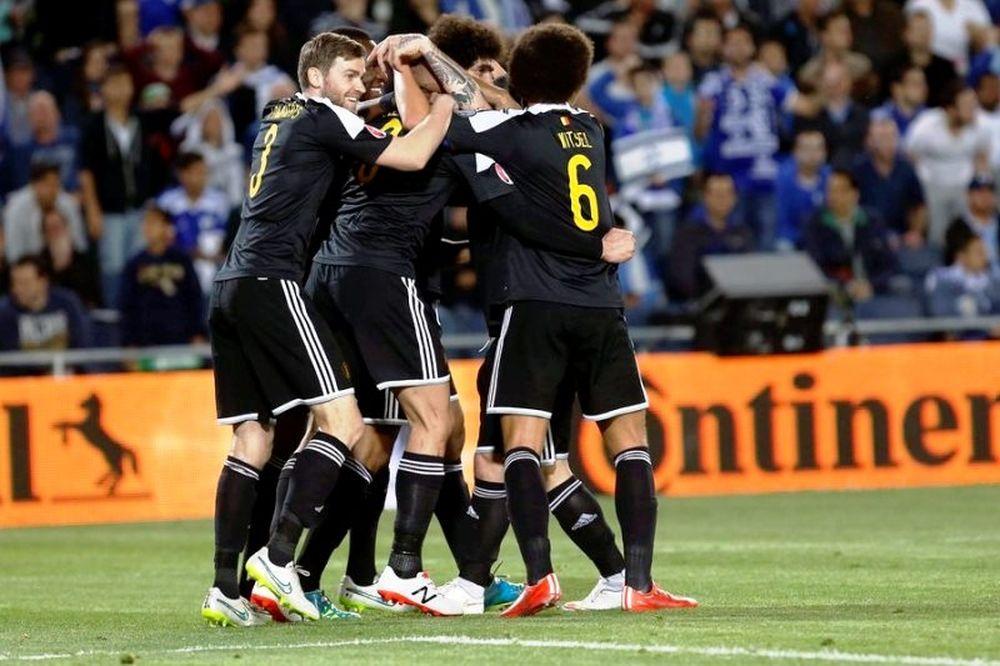 Ισραήλ – Βέλγιο 0-1 (video)