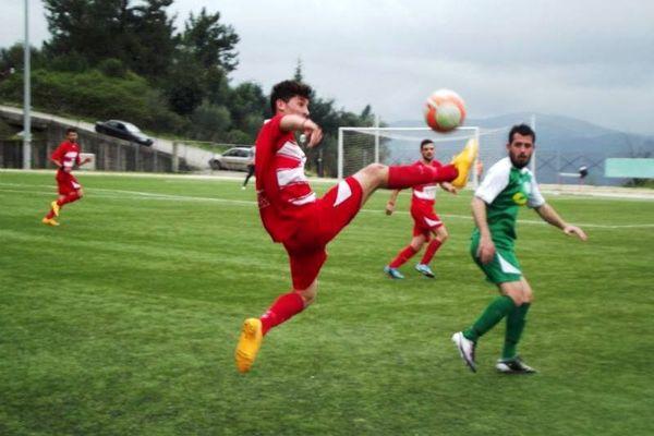 Σούλι Παραμυθιάς-Φλόγα Παλαιομάνινας 4-1: Τα γκολ και οι φάσεις του αγώνα (video)