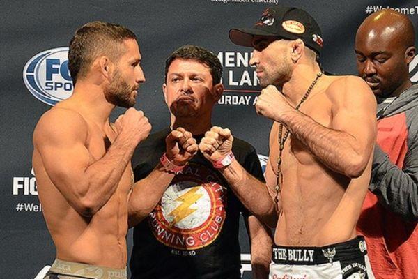 UFC Fight Night 68: Όλοι στα κιλά τους (videos)
