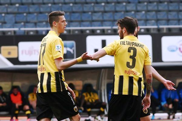 ΑΕΚ – ΑΟΤ Αλίμου 3-0: Τα γκολ και οι φάσεις του αγώνα (video)