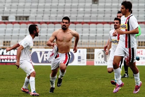 Τύρναβος – Εθνικής Σερρών 2-0 (photos)