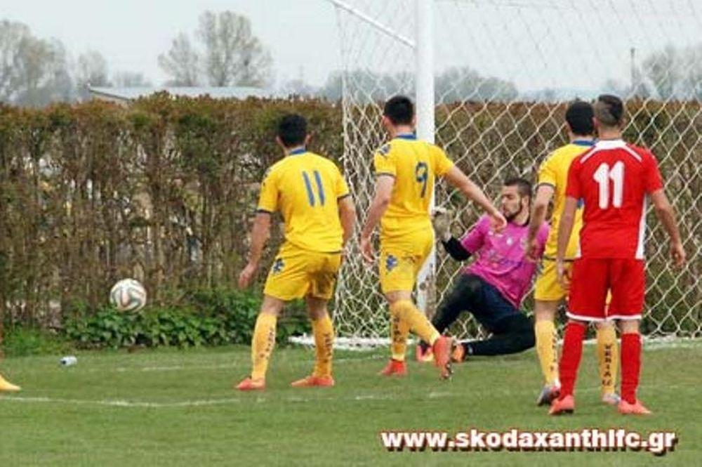 Skoda Ξάνθη-Βέροια 1-1(Κ20)