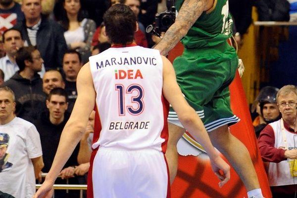 Μαριάνοβιτς: «Πολύ ωραίο να κερδίζεις τον σπουδαίο Παναθηναϊκό»