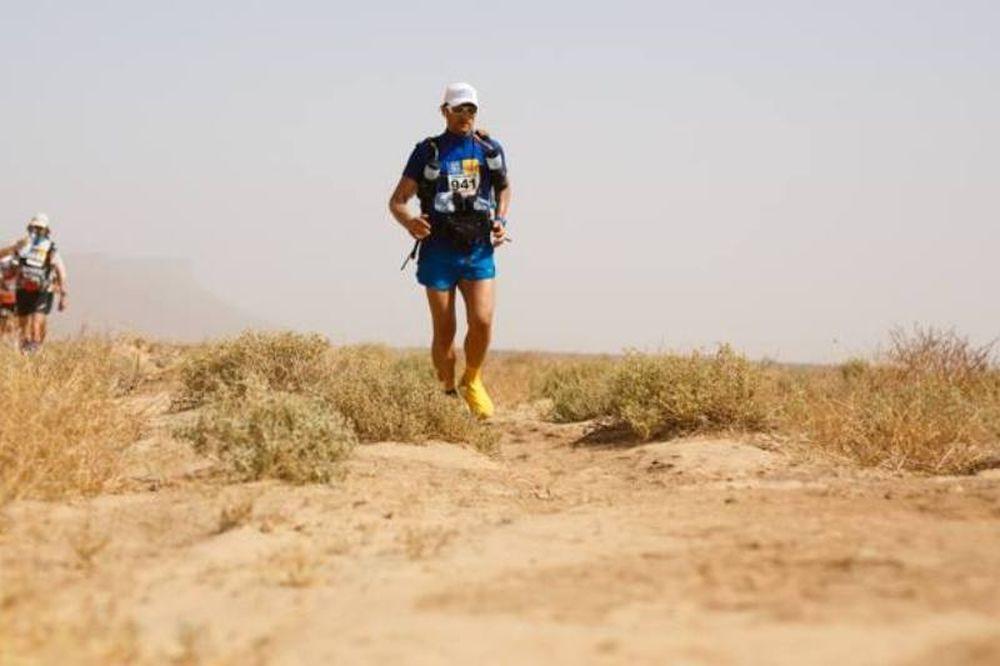 Marathon des Sables: Νέο άθλος για τον υπεραθλητή  Τσιάνο
