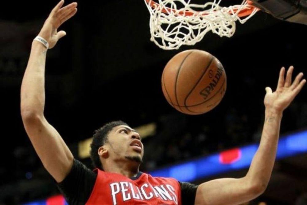 NBA: Διατήρησαν πλεονέκτημα οι Πέλικανς, ελπίζουν οι Θάντερ (videos)