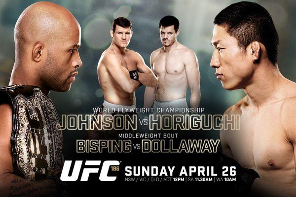 UFC: Αφιερώματα για UFC 186 και TUF 21 (videos)
