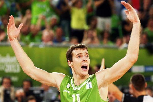 Eurobasket 2015: Χωρίς Ντράγκιτς η Σλοβενία