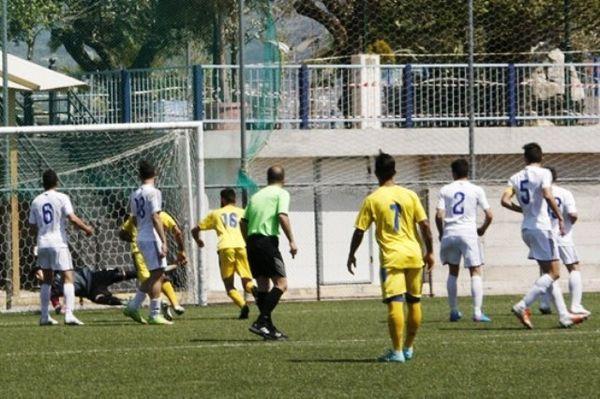 Παναιτωλικός-Καλλονή 2-1 (Κ20)