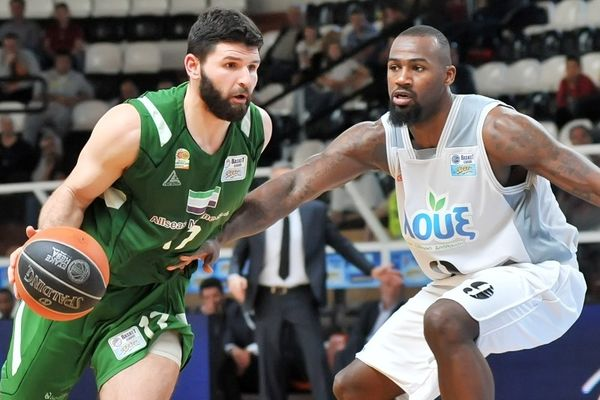 Basket League: Απόλλωνας Πατρών - ΚΑΟΔ 63-67 (photos)