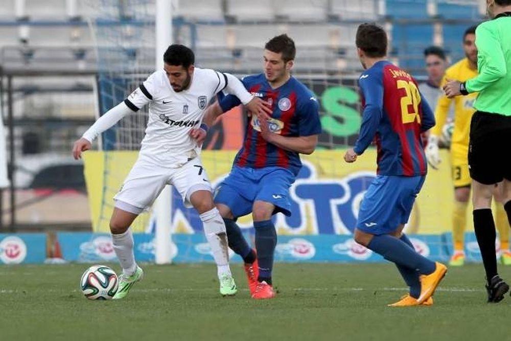 Κέρκυρα - ΠΑΟΚ 0-1