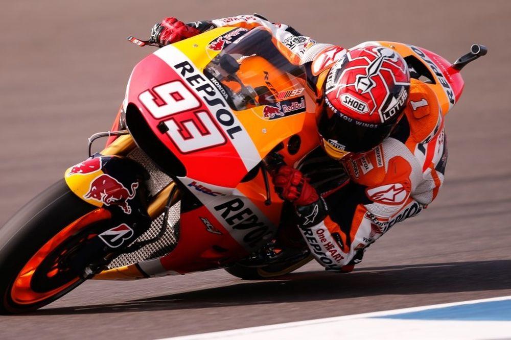 Moto GP: Ανεβαίνει κι άλλο ο Μάρκεζ