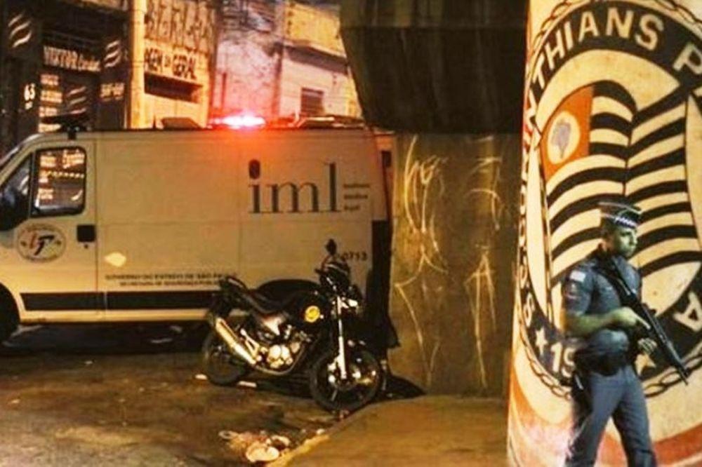 Βραζιλία: Δολοφονήθηκαν οκτώ οπαδοί της Κορίνθιας