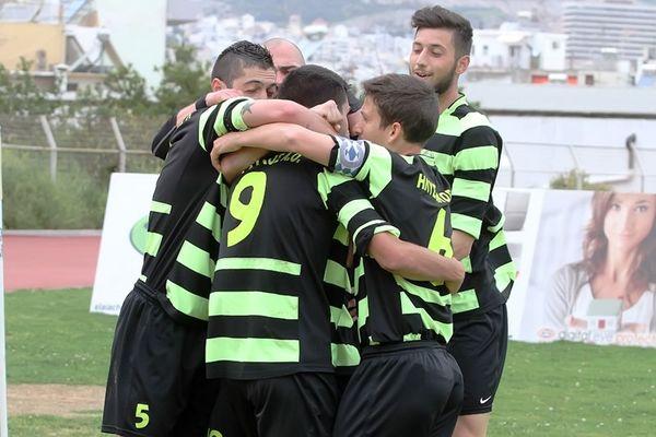 Ηλυσιακός - Ιωνικός 1-0